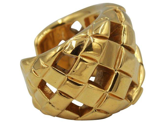 Chanel Chanel Quilted Bracelet Bracelets Gold-plated Gold hardware ref.269535