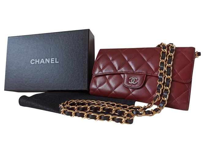 Chanel Wallets Wallets Leather Other ref.272323