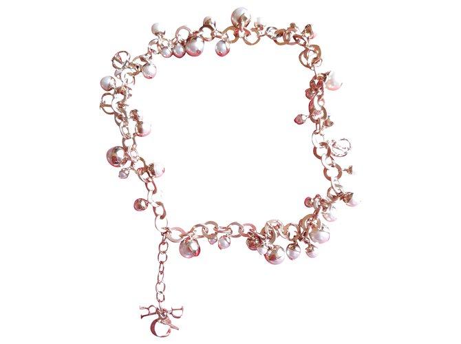 Bracelets Dior Bracelets Perle Bijouterie dorée ref.275070