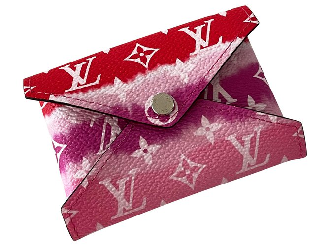 Louis Vuitton Kirigami Escale Pink Purses, wallets, cases Cloth Pink ref.277106