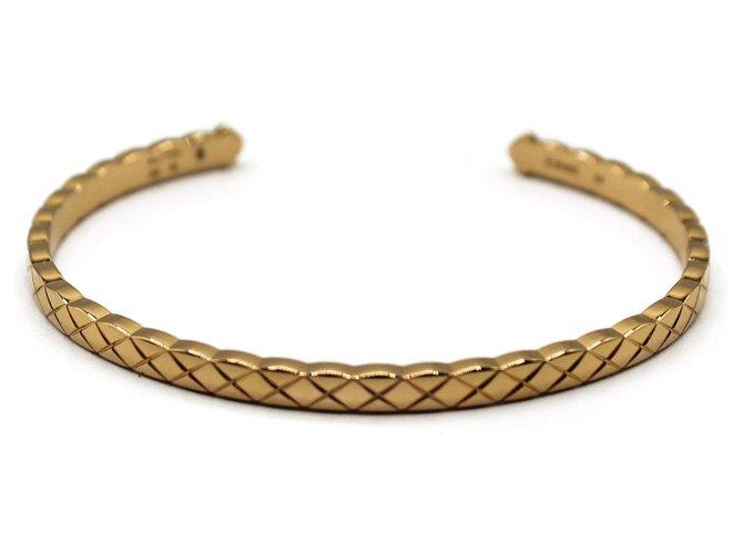 Chanel Bracelets Bracelets Gold Gold hardware ref.277501