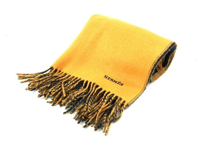 Hermès Hermès scarf Silk scarves Wool Other ref.282075