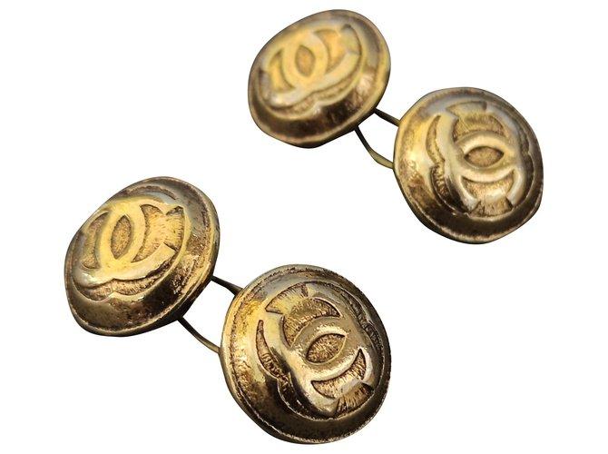 Chanel Jewellery sets Golden Metal  ref.282282