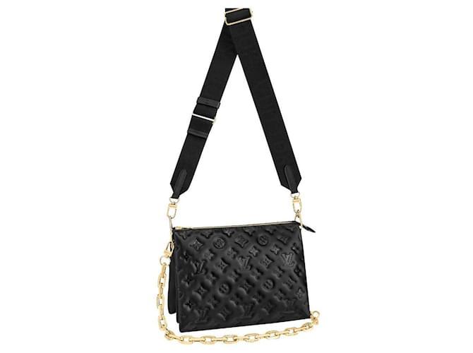 Louis Vuitton LV Coussin PM new Black Leather  ref.286953