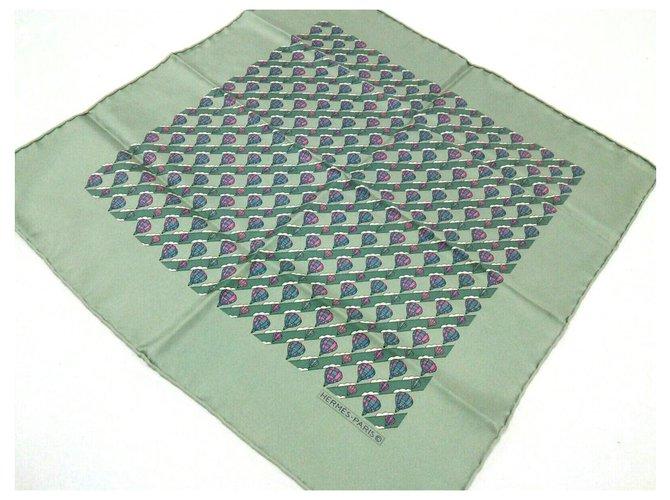 Hermès scarf Multiple colors Silk  ref.281656