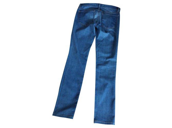 Mother Ankel Blue Cotton  ref.314499