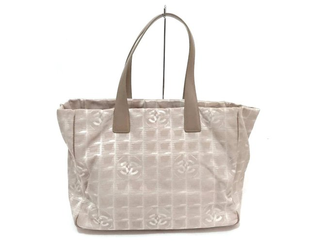 Chanel Travel line Synthetic  ref.316384