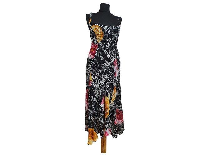 Elisa cavaletti Dresses Multiple colors Viscose  ref.318851