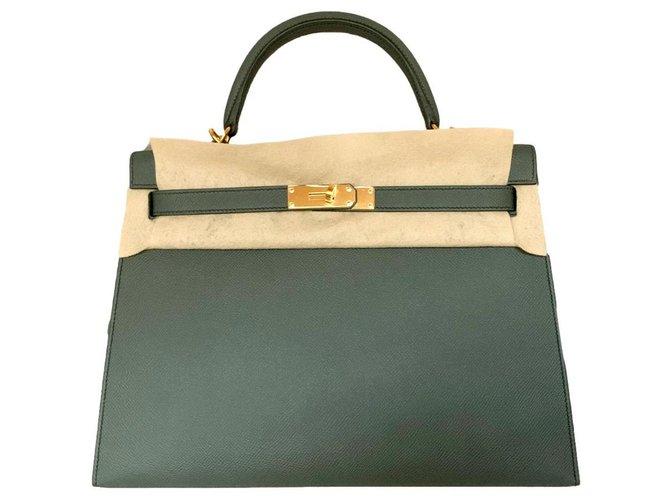 Hermès Kelly 32 nine limited colors Leather  ref.320179