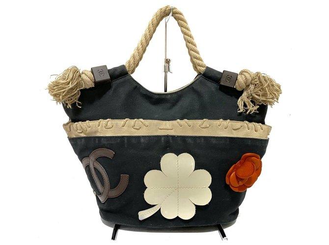 Chanel tote bag Cloth  ref.326801