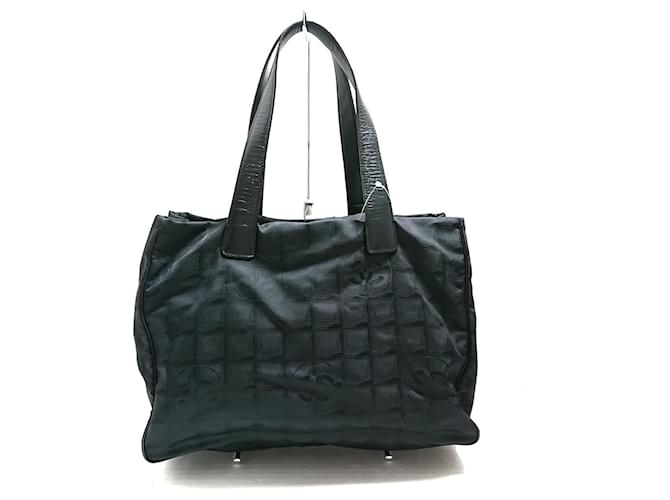Chanel Travel line Black Synthetic  ref.339676