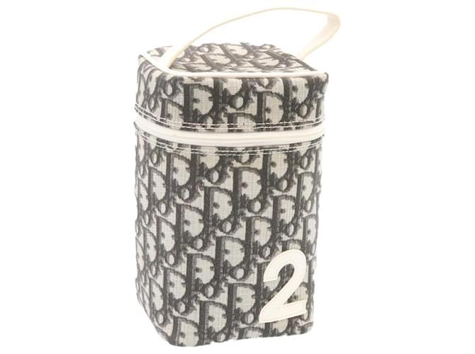 Dior Clutch Bag Black Cloth  ref.342354