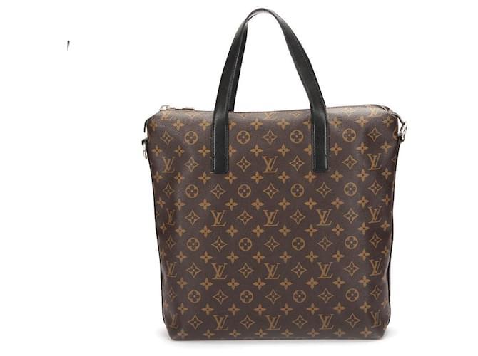 Louis Vuitton M40388 en marron Toile  ref.348433