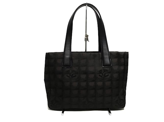 Chanel Travel line Black Synthetic  ref.355877