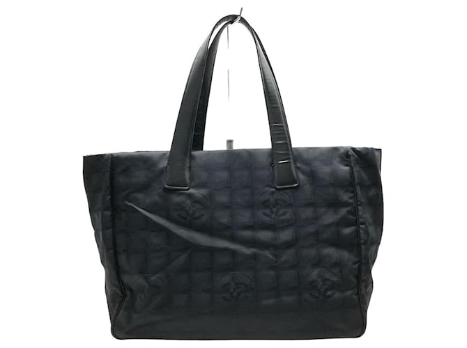 Chanel Travel line Black Synthetic  ref.365590