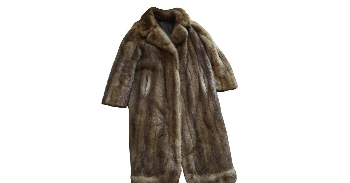 Manteaux autre marque manteaux fourrure marron - Ourlet rideaux quelle hauteur ...
