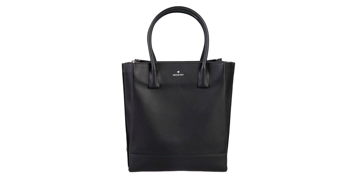 Mulberry Mulberry Arundel bag Handbags Leather Black ref.50202 - Joli Closet 21efcc7f39f11