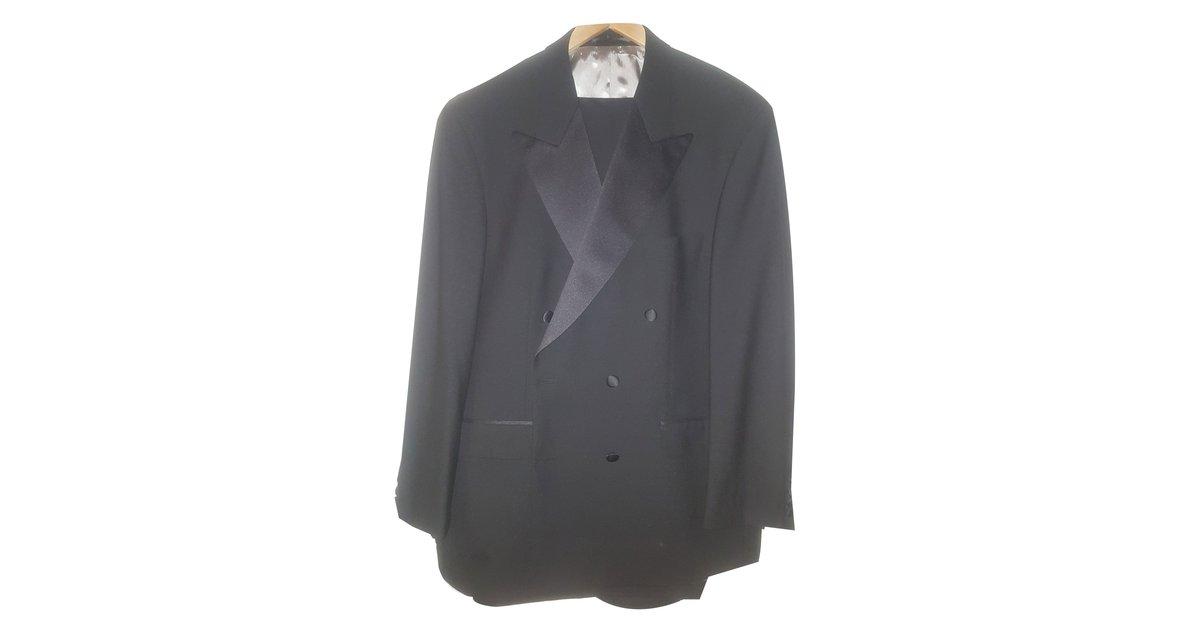 vestes blousons balmain vestes blousons laine noir ref. Black Bedroom Furniture Sets. Home Design Ideas