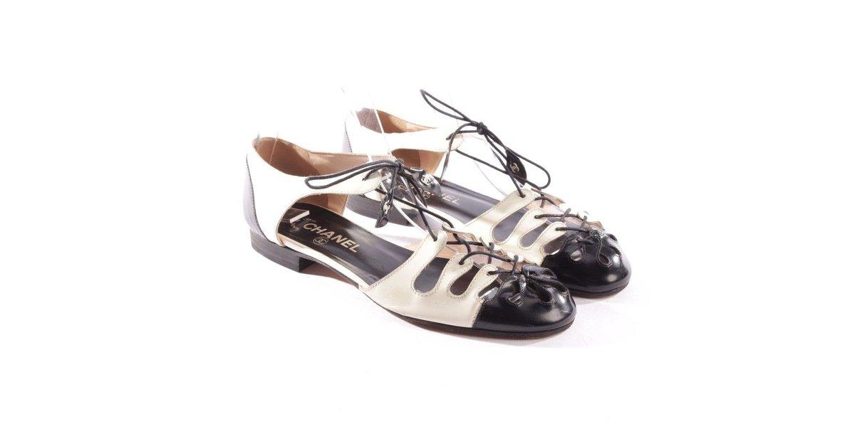 959d4c9fc13d Chanel Flats Flats Other Other ref.67664 - Joli Closet