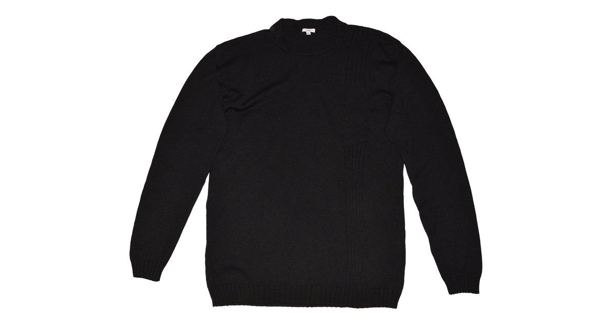 Versace laine Pulls Coton Noir Gilets Ref Homme ZqqEAf 1b600af7f2e