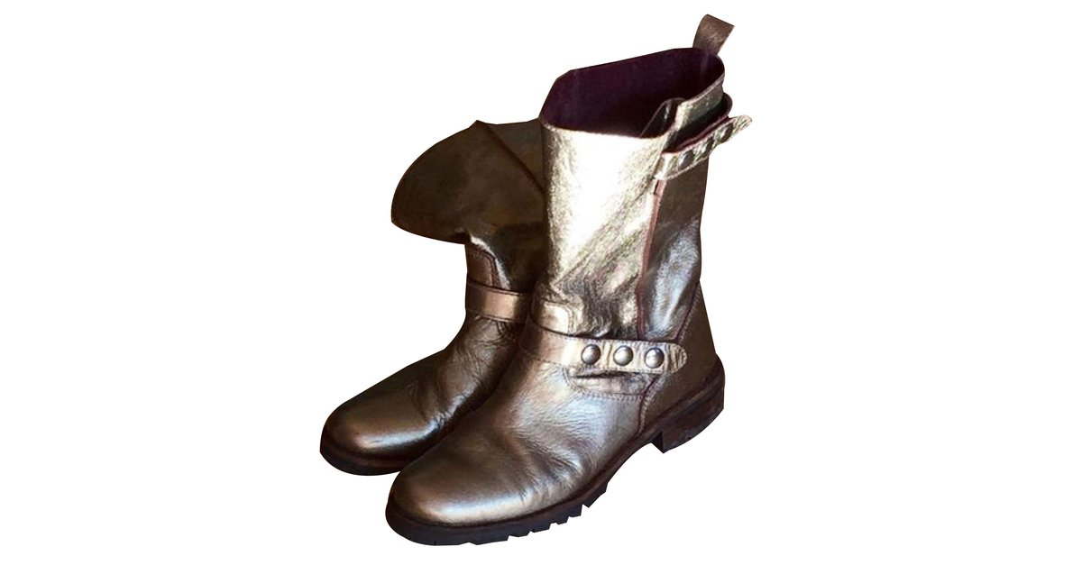 Hoss Intropia Boots Boots Leather