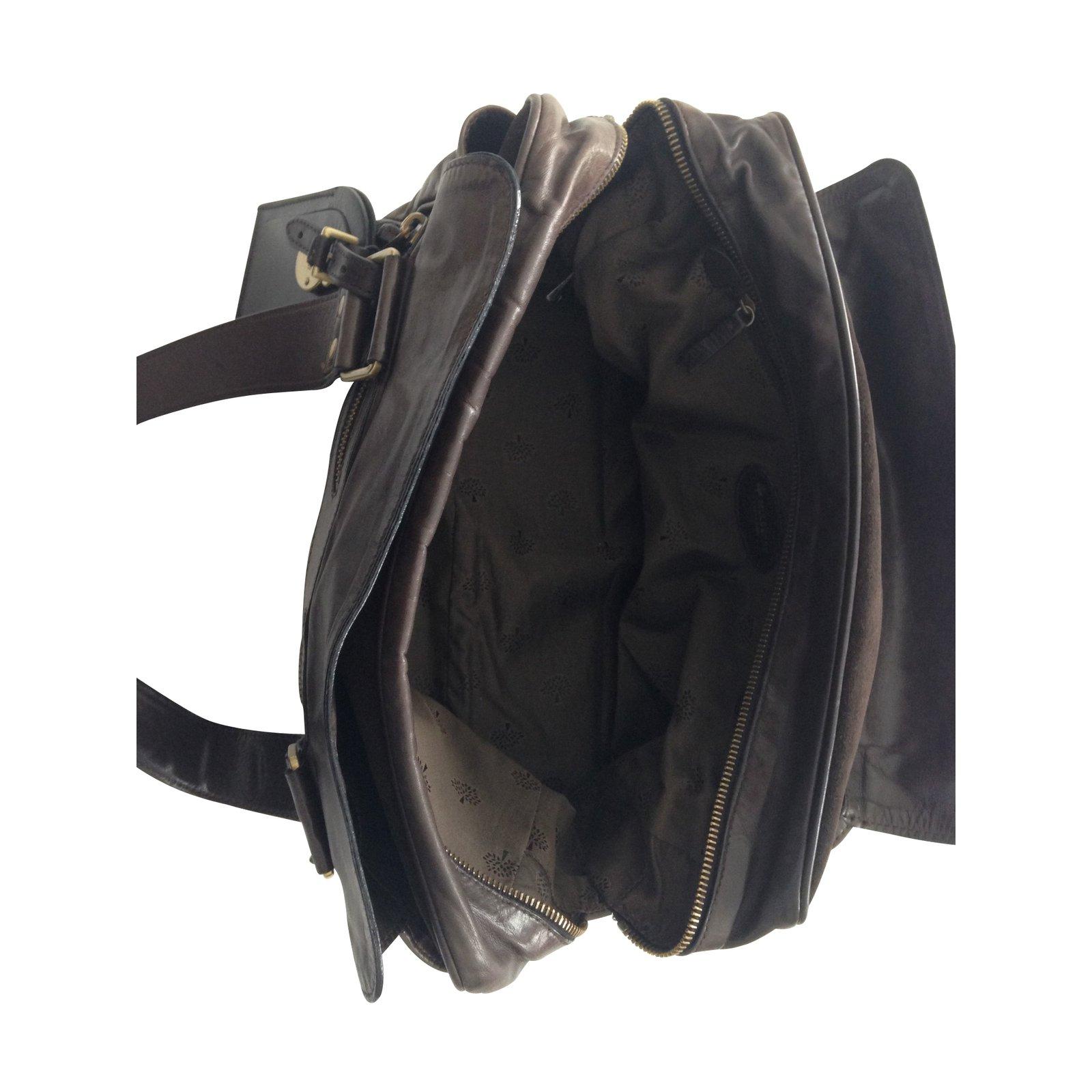 b937582c6cf9 Facebook · Pin This. Mulberry Handbags Handbags Leather Brown ref.6595