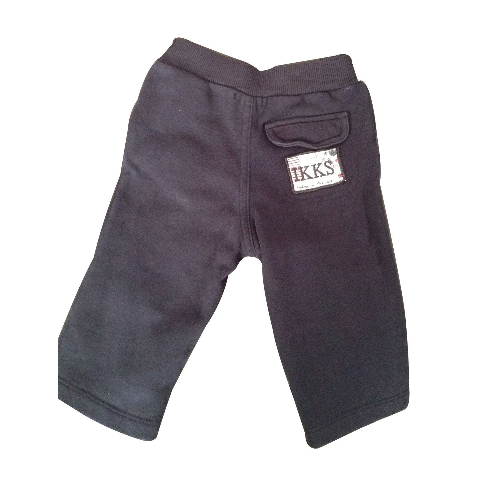 IKKS Pantalon Detente Marine Gar/çon