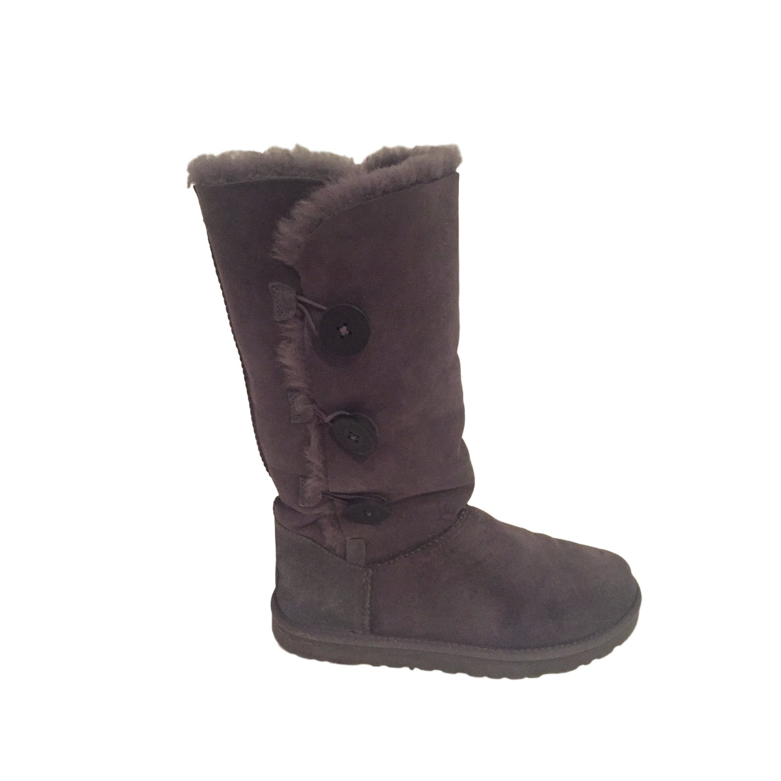 BAILEY BUTTON TRIPLET ( Femme ) | St Honoré 229 Paris | Ugg
