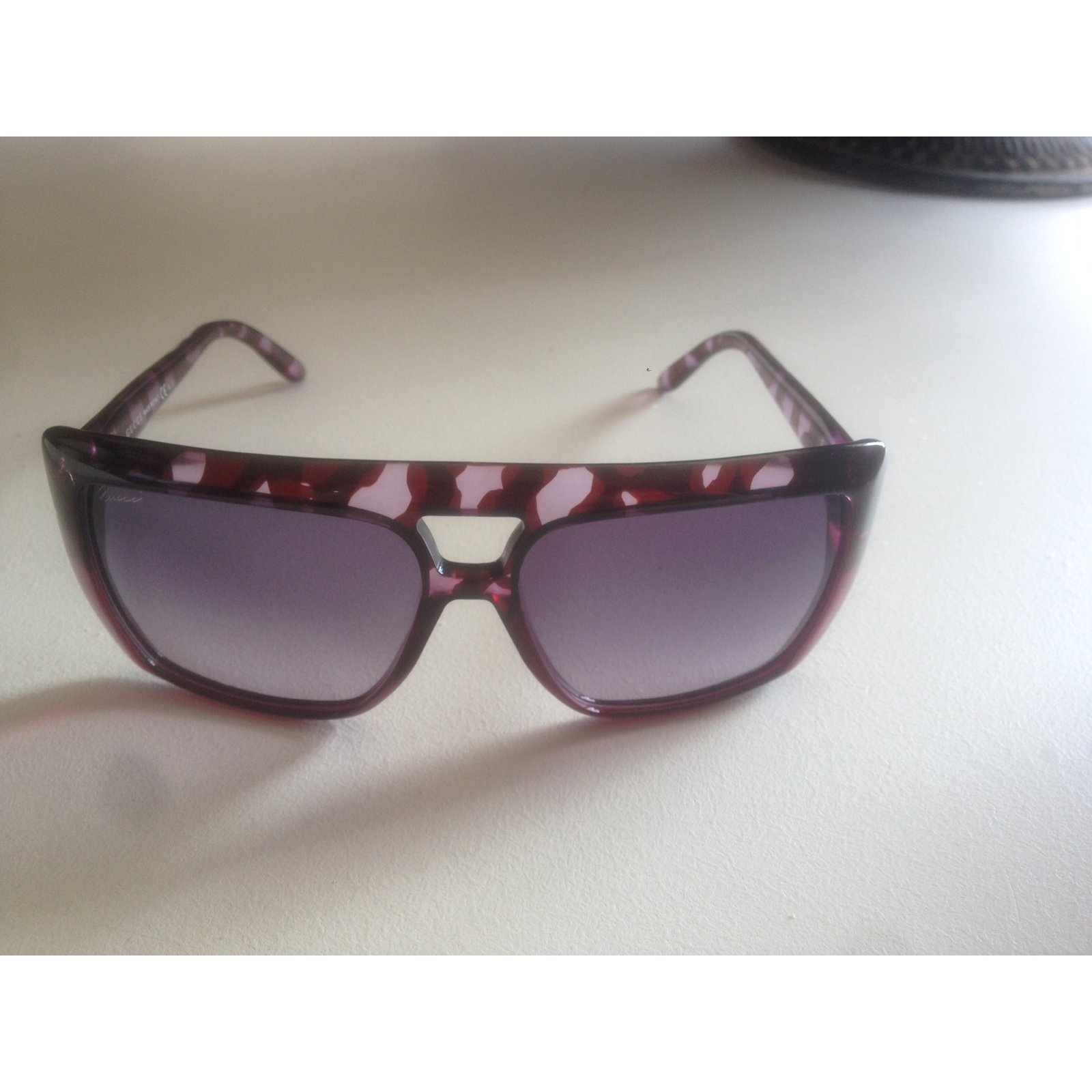 b6425a1de0f Facebook · Pin This. Gucci Sunglasses Sunglasses Plastic Other ref.11212