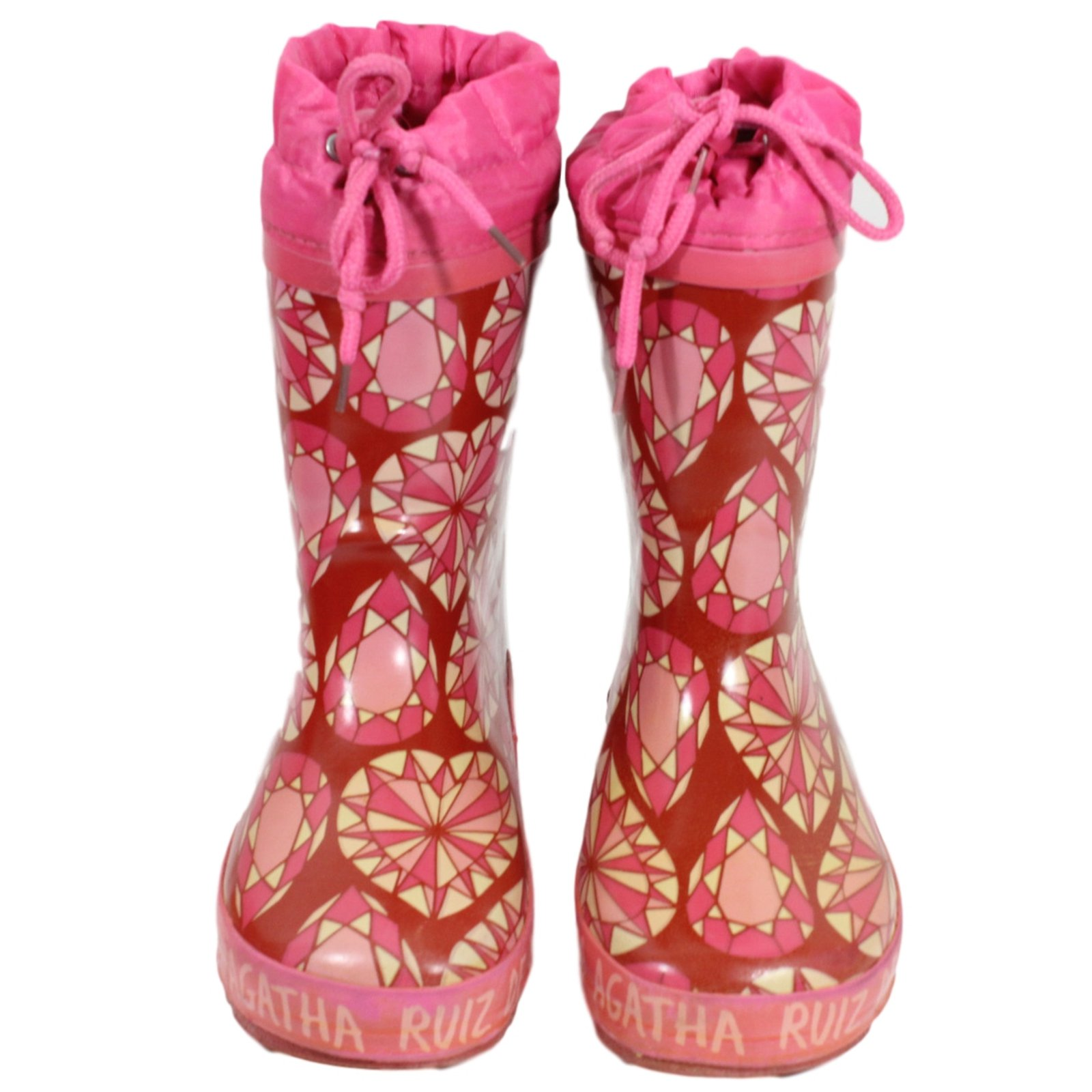 bottes bottines agatha ruiz de la prada moon boots enfant. Black Bedroom Furniture Sets. Home Design Ideas