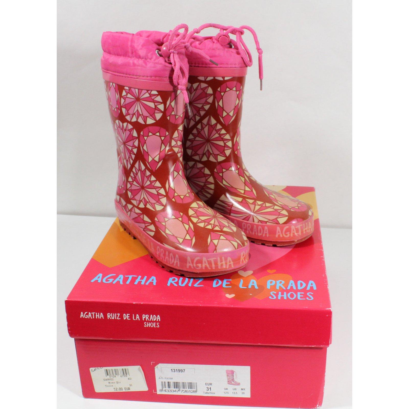 bottes bottines agatha ruiz de la prada moon boots enfant. Black Bedroom Furniture Sets. Home Design Ideas
