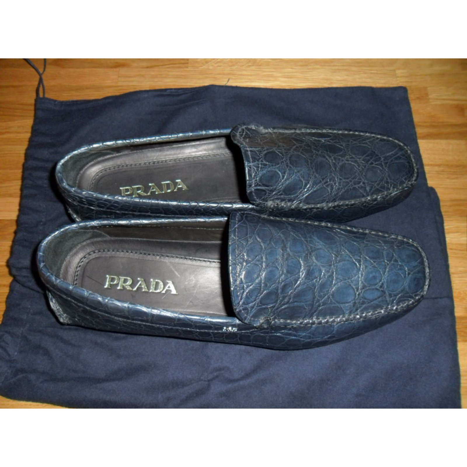618241b2 inexpensive prada driver sneakers without laces 0a0d1 1e907