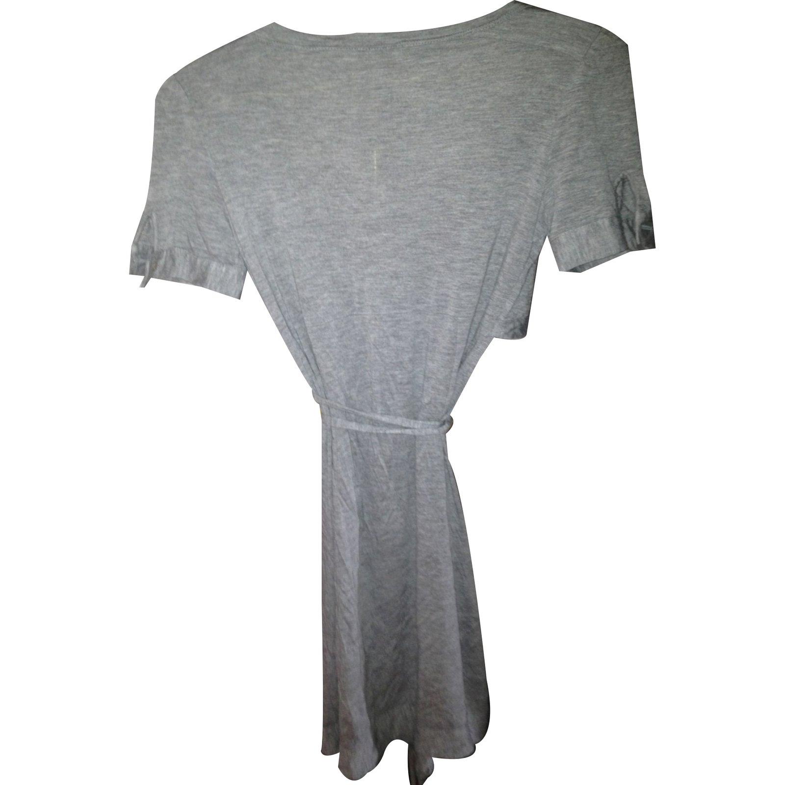 Robes Pinko Robe courte pinko Autre Gris ref.20273 - Joli Closet c1a2ad991e64