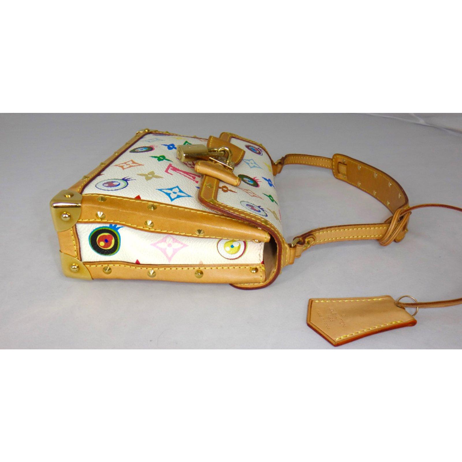 "1f32d6b4d563 Louis Vuitton ""EYE NEED YOU"" Limited Edition Monogram BAG Handbags Leather  Multiple colors ref.20368 - Joli Closet"