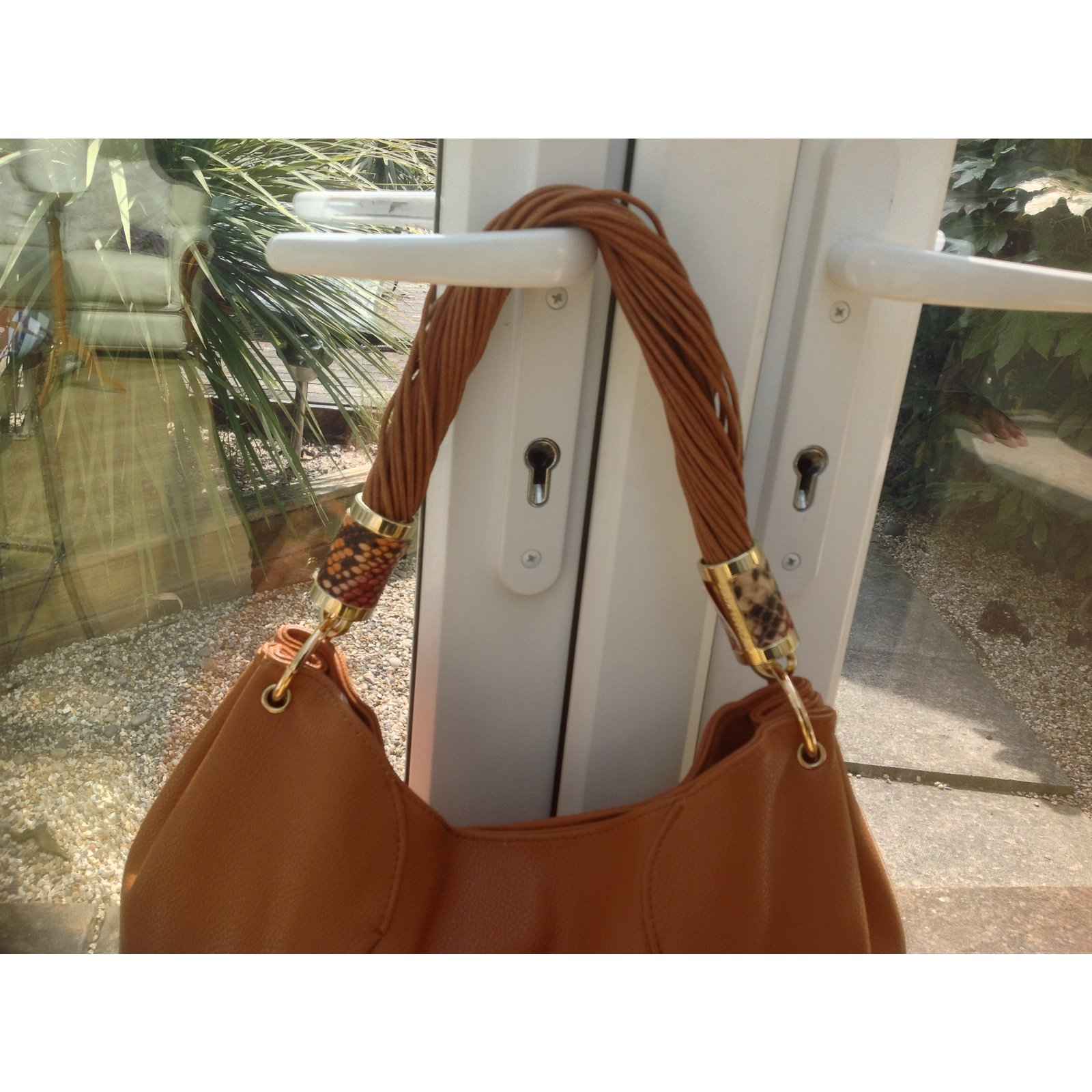 fb53b9624dcb Michael Kors Handbags Handbags Leather Caramel ref.20996 - Joli Closet