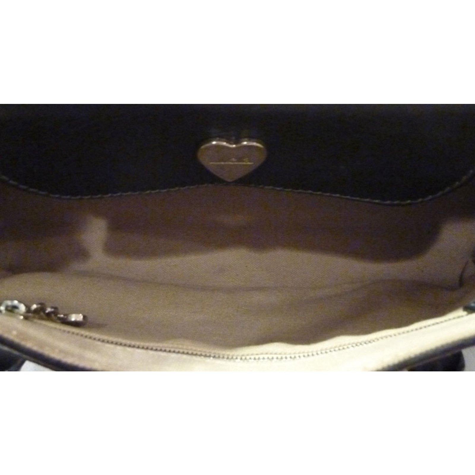 e80c60010eb Luella Gisele Studded Tote Bag Totes Suede Green ref.22817 - Joli Closet