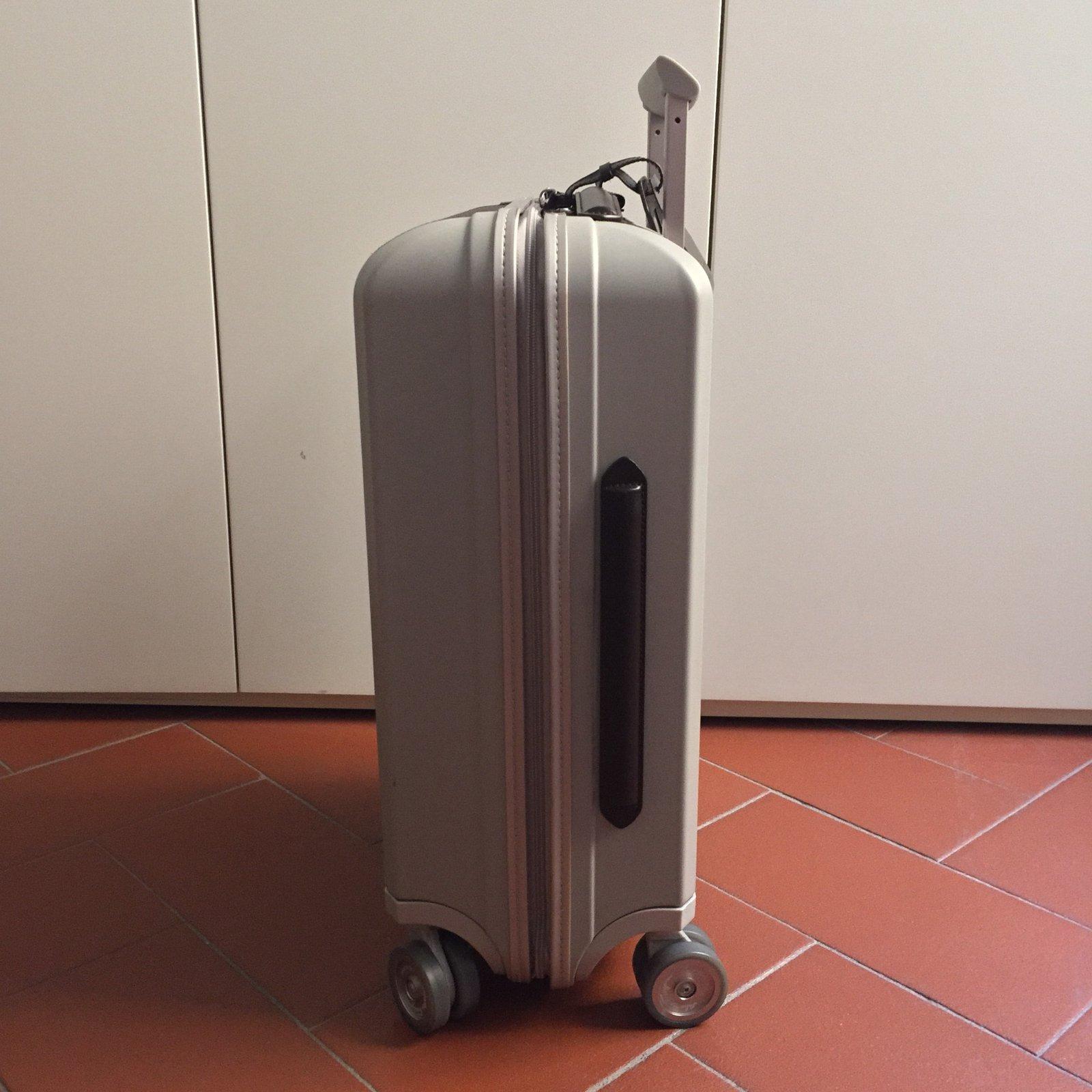 7e7ec578e9 Salvatore Ferragamo Ferragamo travel suitcase Bags Briefcases Other Brown  ref.23410 - Joli Closet