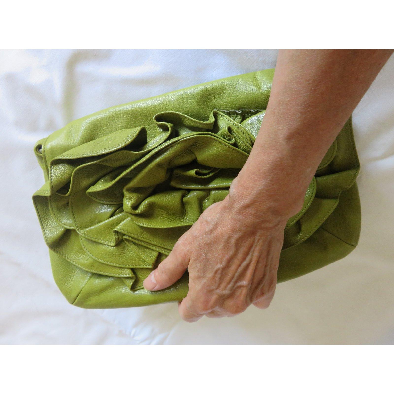 Wert für Geld erstklassig zuverlässige Qualität Unterarmtasche