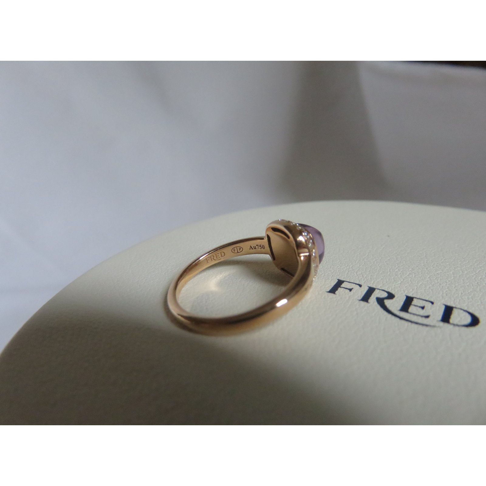 Bague glory fred