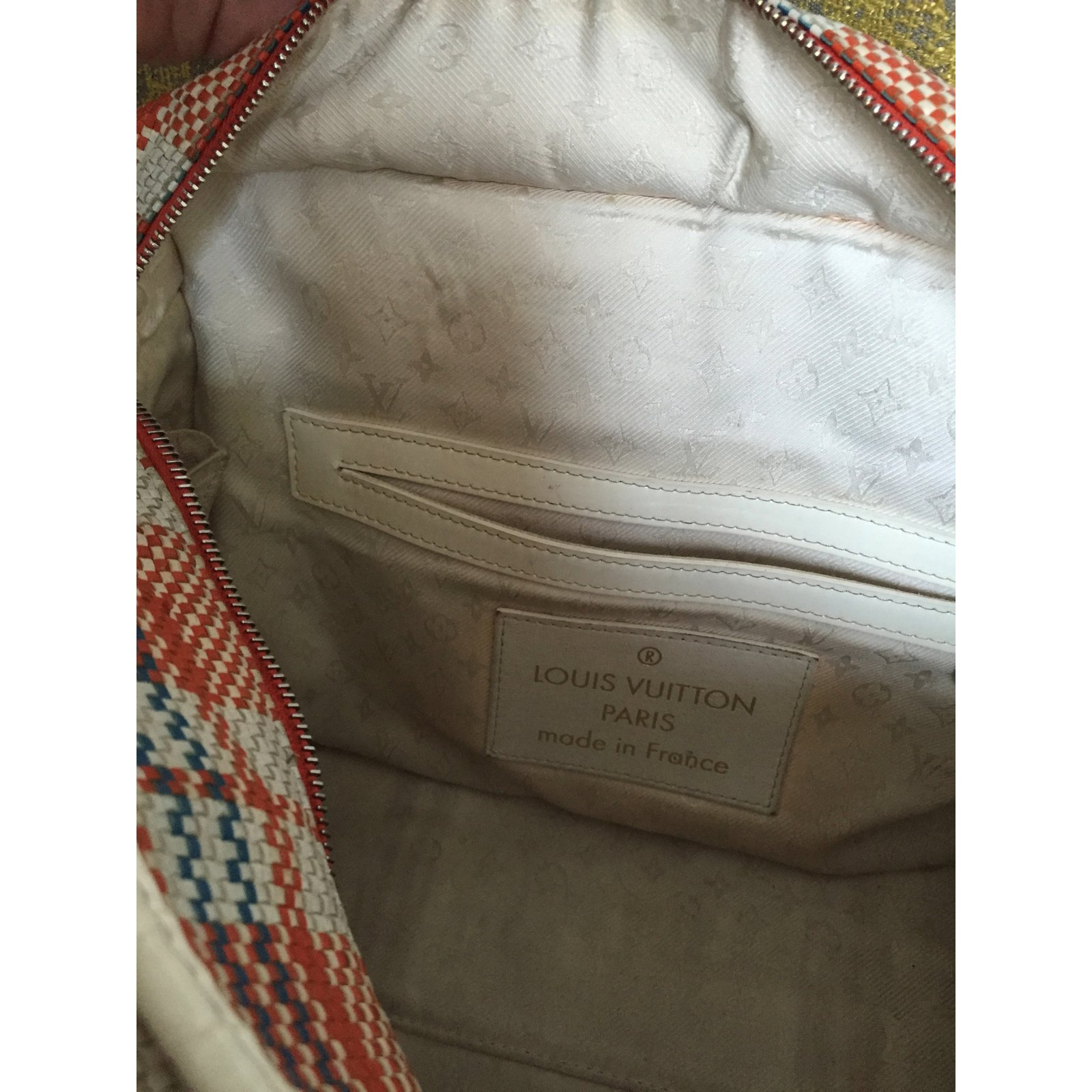 Sacs à main Louis Vuitton China town bag Toile Autre ref.27673 - Joli Closet da453b45656
