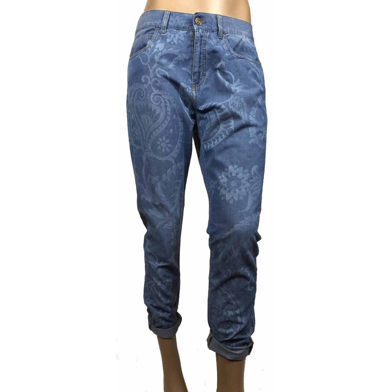 jeans gucci jean coton bleu joli closet. Black Bedroom Furniture Sets. Home Design Ideas