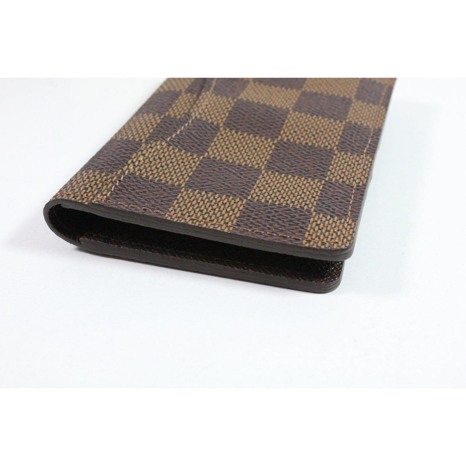 Portefeuilles Louis Vuitton Porte carte damier Autre Autre ref.28481 - Joli  Closet ac6674b3d5a