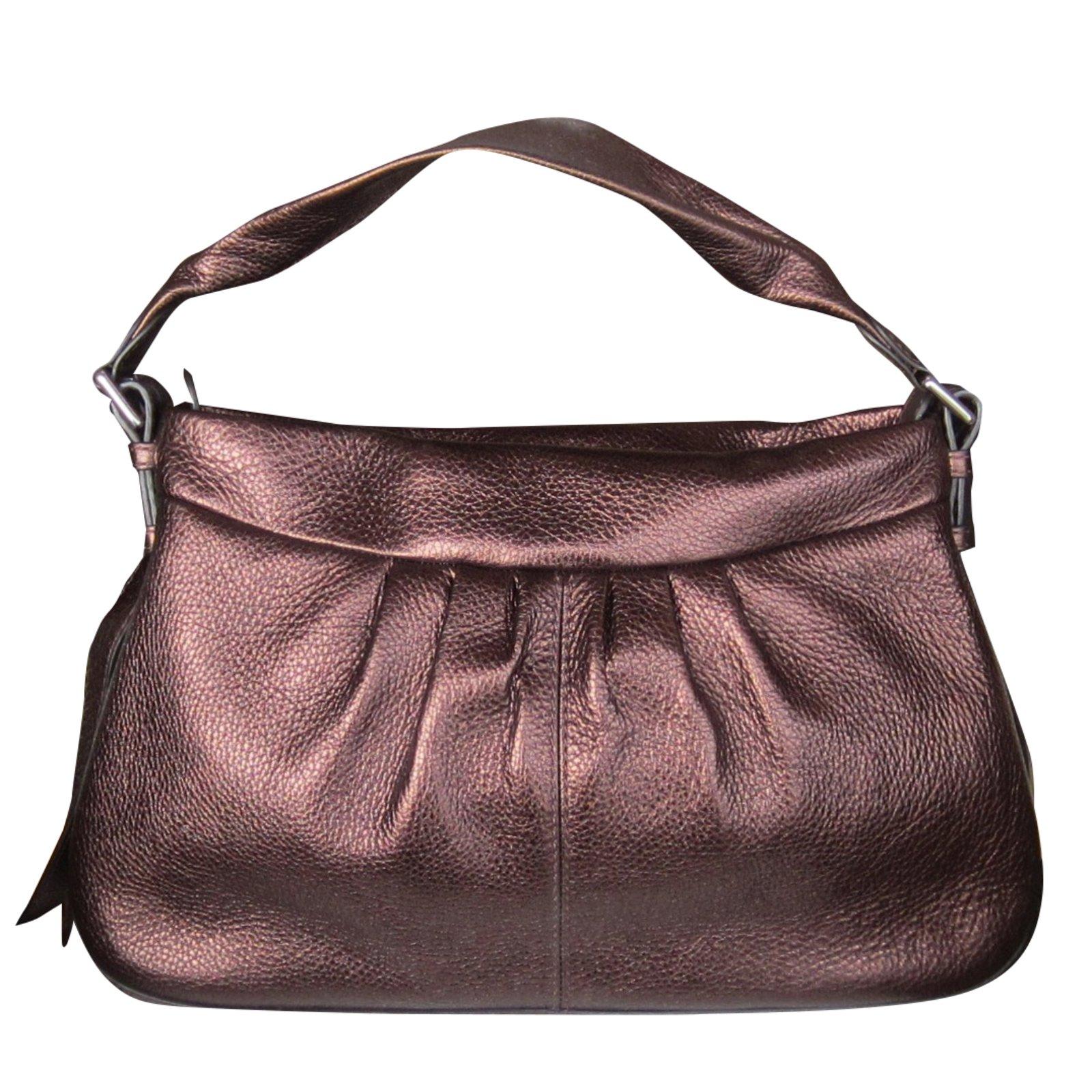 2b2caca6c64a Lancel Handbag Handbags Leather Other ref.28641 - Joli Closet