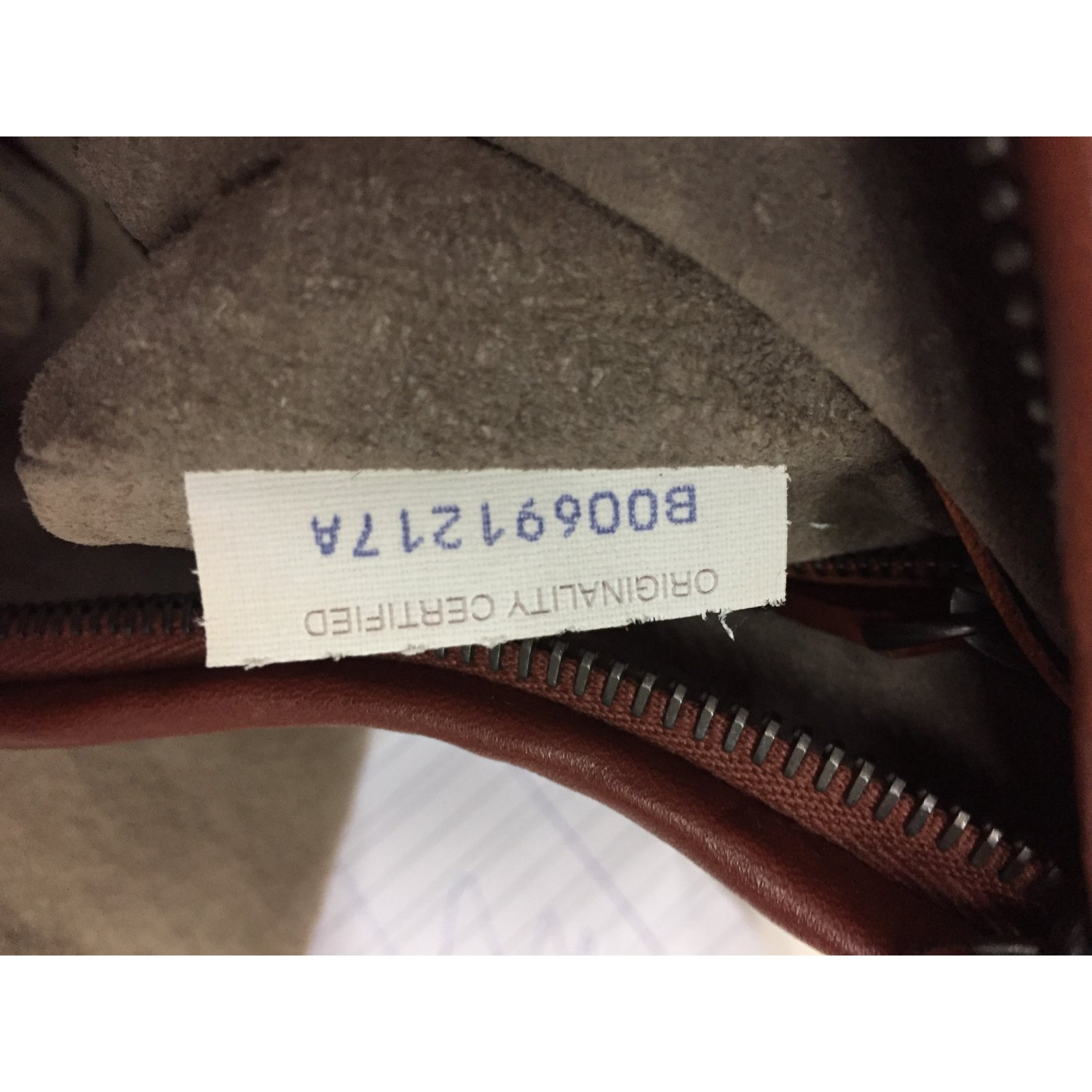 ebb4015045 Facebook · Pin This. Bottega Veneta Handbag Handbags Leather Brown ref.28856