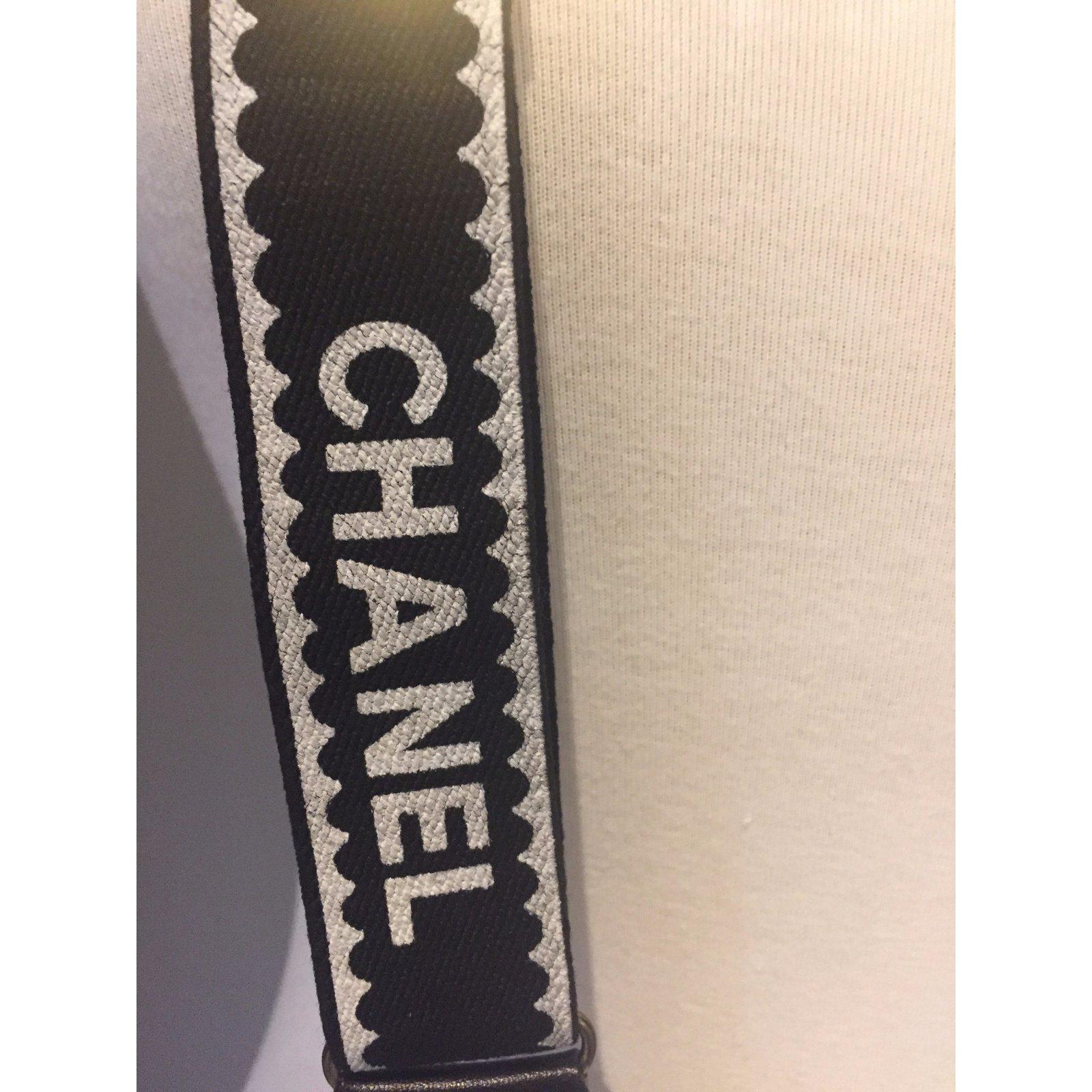 chanel suspenders. chanel suspenders