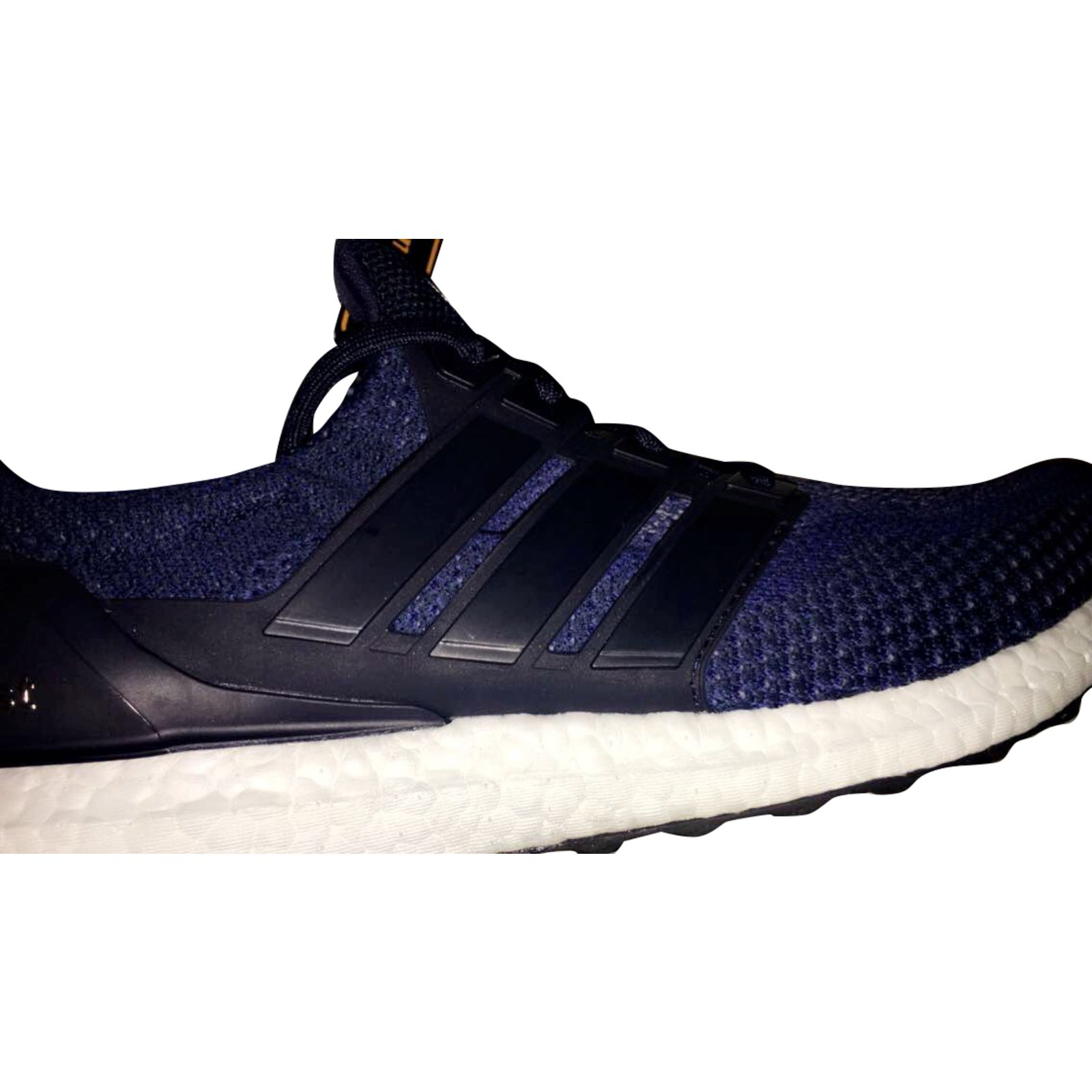 b72eade279ce Adidas Ultra boost M (AQ5928) Sneakers Synthetic Blue ref.31216 - Joli  Closet