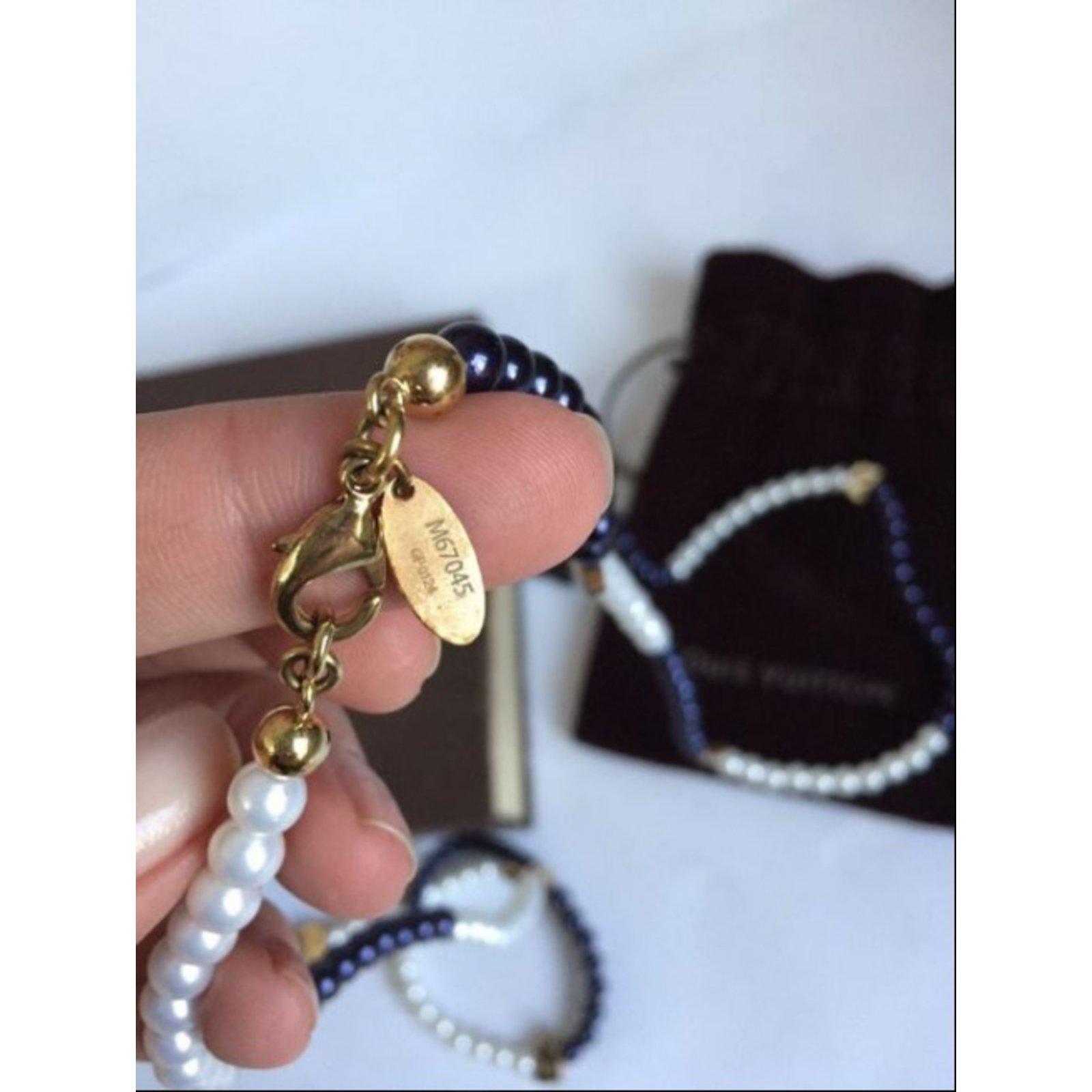 bracelet perle louis vuitton