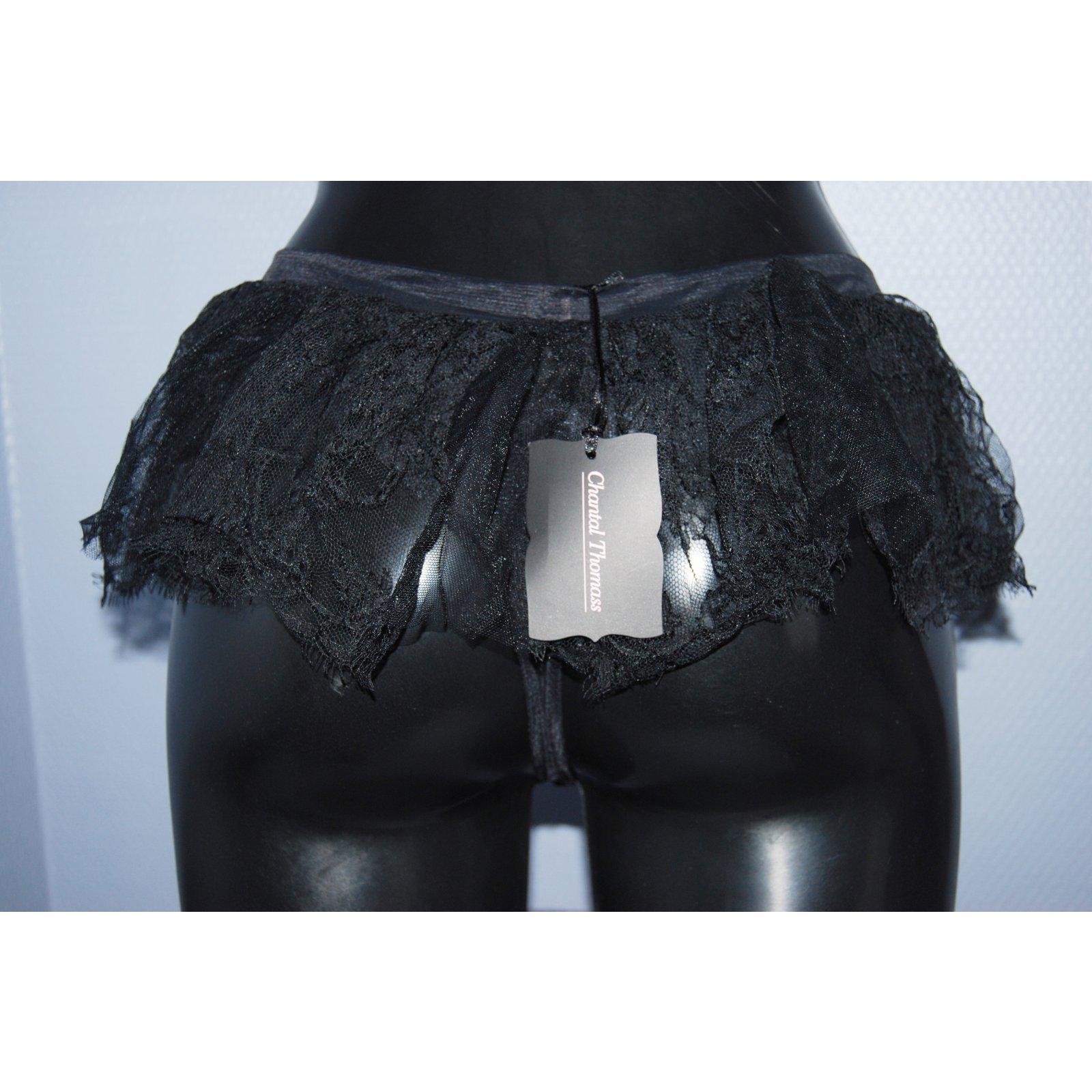 La Perla Intimates Intimates Polyester Black ref.35082 - Joli Closet a8f6665ac