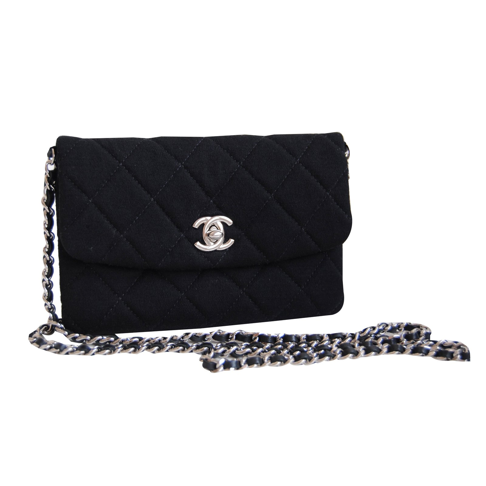c7930d7581da Chanel Timeless flap mini chanel bag Handbags Other Black ref.36690 - Joli  Closet