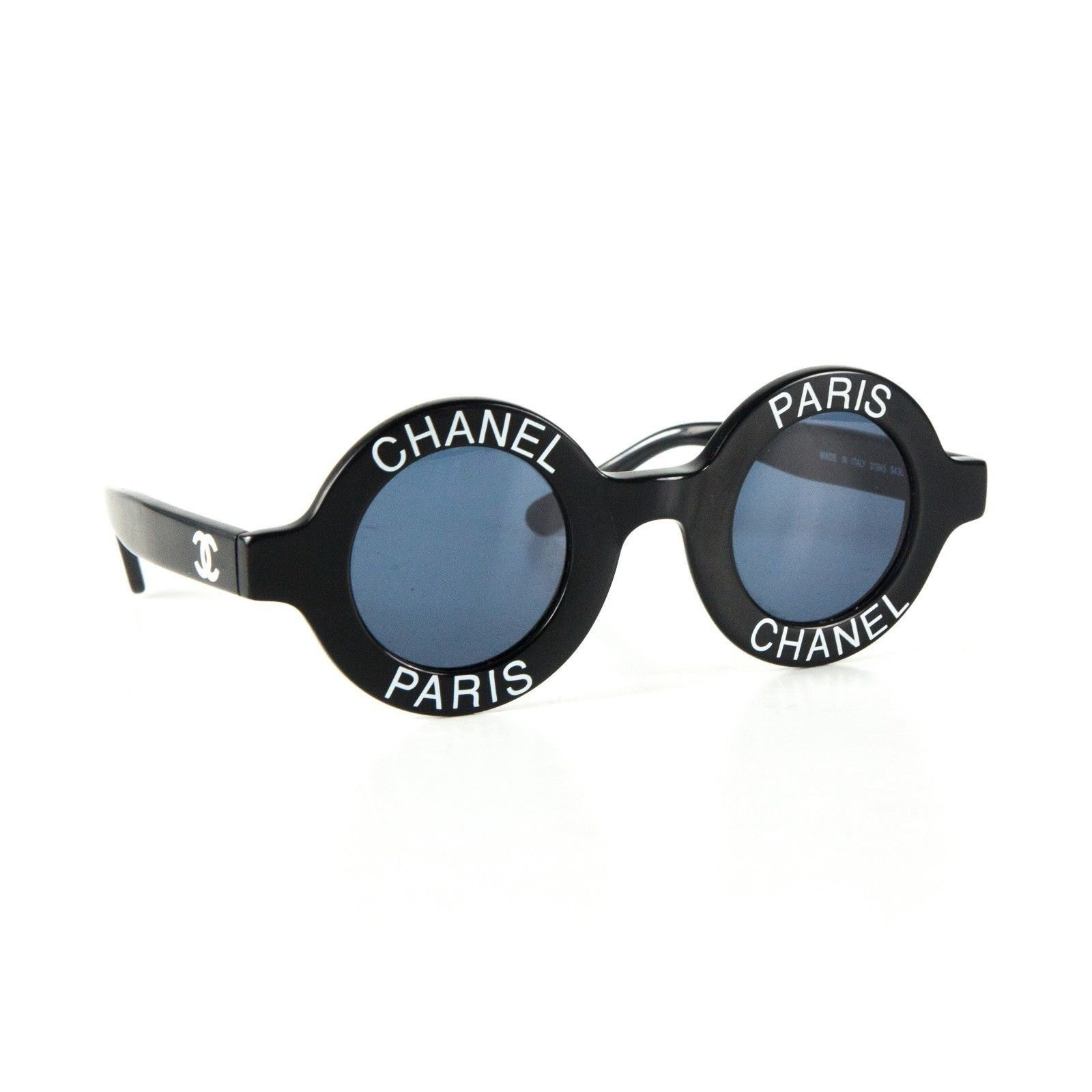 79be29d26395 Chanel Chanel -Vintage Round Logo Sunglasses Sunglasses Other Other ...